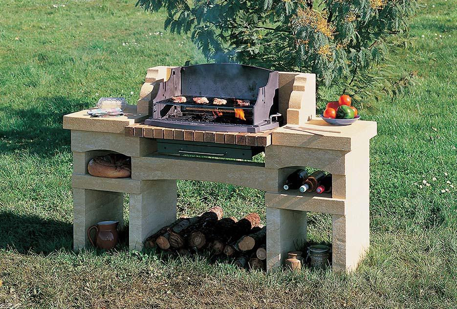 Barbecue Merlot