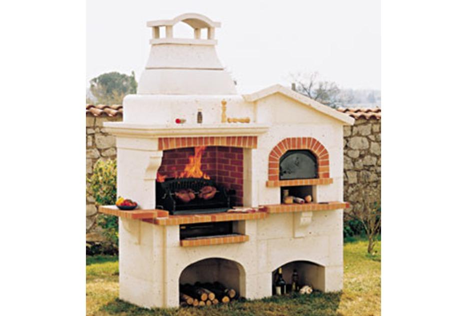 Barbecue Pomerol