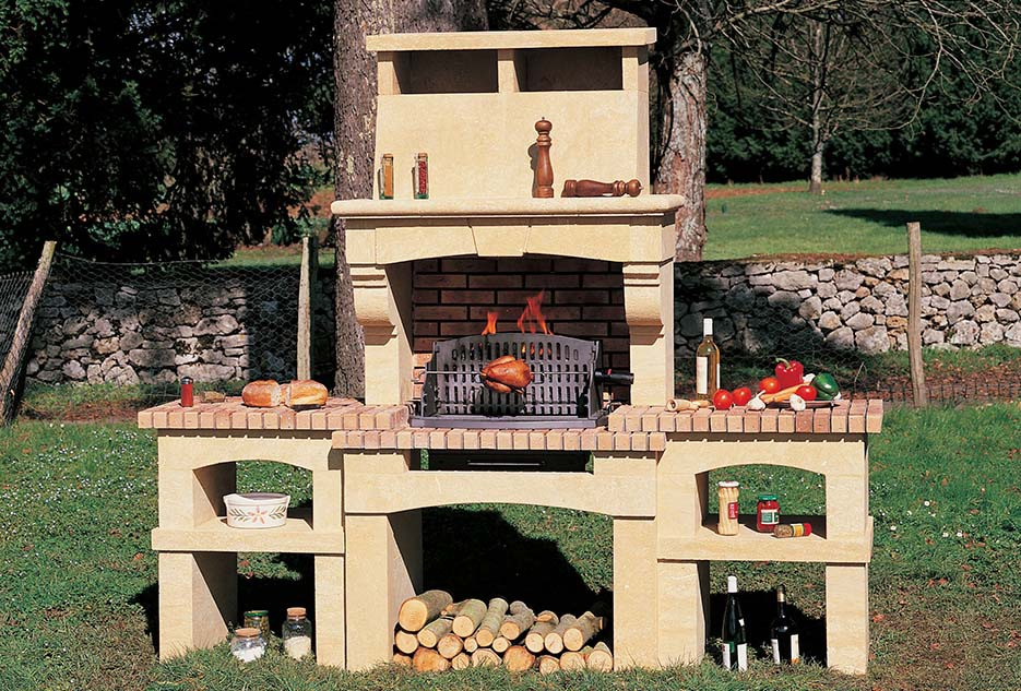Barbecue Vougeot
